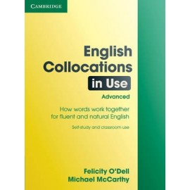 English Collocations in Use Advanced with answers