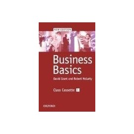 Business Basics New Edition Cassettes