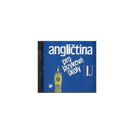 Angličtina pro jazykové školy I. CD Fortuna 8594031504900