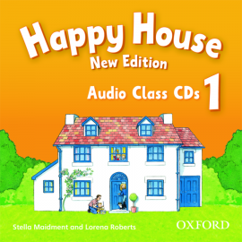 Happy House New Edition 1 Class CDs