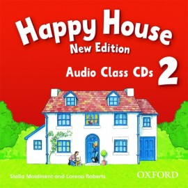 Happy House New Edition 2 Class CDs