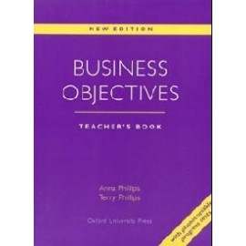 Business Objectives New Edition Teacher's Book