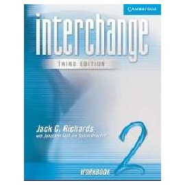 Interchange 2 Third Edition Workbook