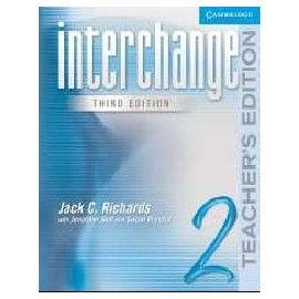 Interchange 2 Third Edition Teacher's Edition