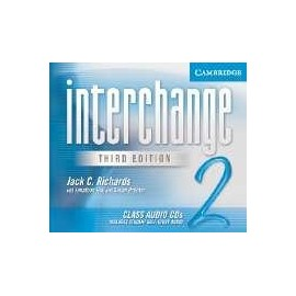 Interchange 2 Third Edition Class Audio CD