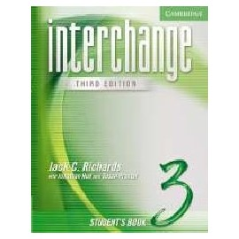 Interchange 3 Third Edition Student's Book