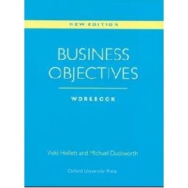 Business Objectives New Edition Workbook