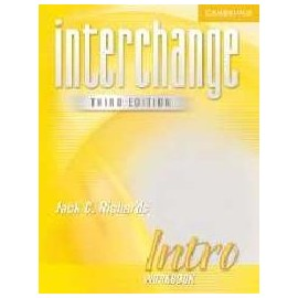 Interchange Intro Third Edition Workbook