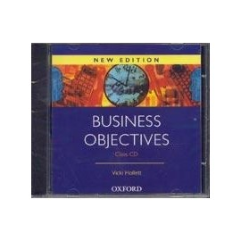 Business Objectives New Edition Class CD