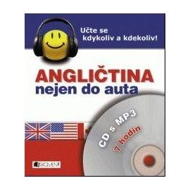 Angličtina nejen do auta CD s MP3