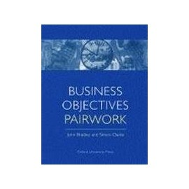 Business Objectives New Edition Pair Work