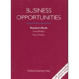 Business Opportunities Teacher's Book