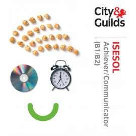 City&Guilds International Spoken English for Speakers of Other Languages 2 Achiever/Communicator Student's Book + Audio CDs