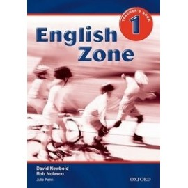 English Zone 1 Teacher's Book