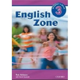 English Zone 3 Student's Book