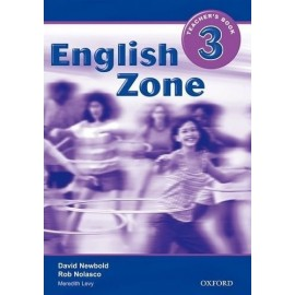 English Zone 3 Teacher's Book