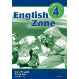 English Zone 4 Teacher's Book