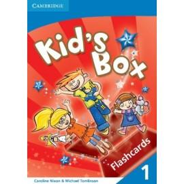 Kid's Box 1 Flashcards