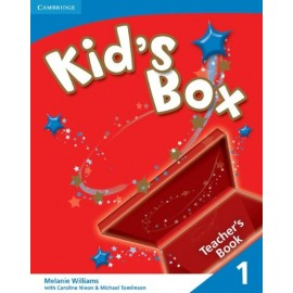 Kid's Box 1 Teacher's Resource Pack