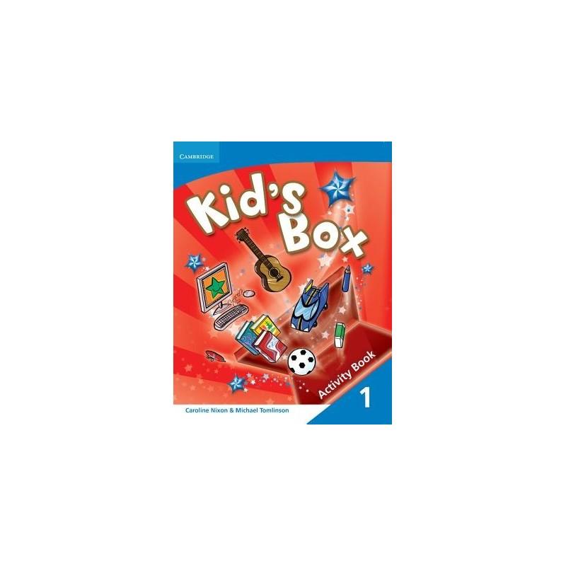 Kid Box 1 Activity Book