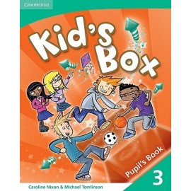 Kid's Box 3 Pupil's Book