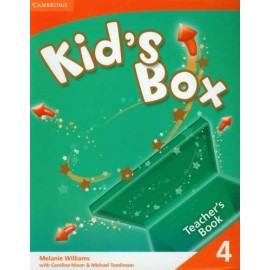 Kid's Box 4 Teacher's Book