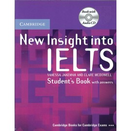 New Insights Into IELTS Student's Book with Answers + CD