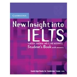New Insights Into IELTS Student's Book with answers