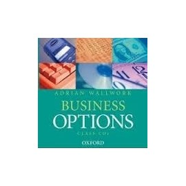 Business Options Class Audio CDs (2)