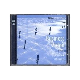 Business Vision Audio Cds (2)