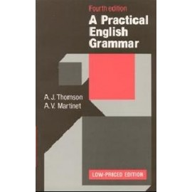 A Practical English Grammar Fourth Edition Low-Priced Edition