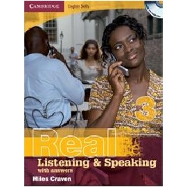 Real Listening & Speaking 3 with answers + CDs