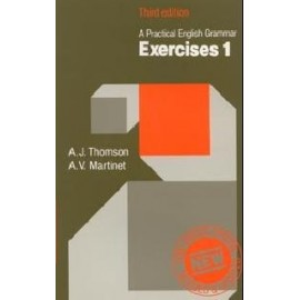 A Practical English Grammar Exercises 1 Low-Priced Edition