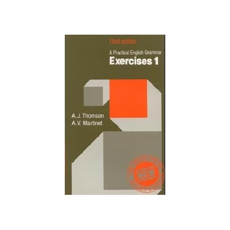 A Practical English Grammar Exercises 1 Low-Priced Edition Oxford University Press 9780194313490