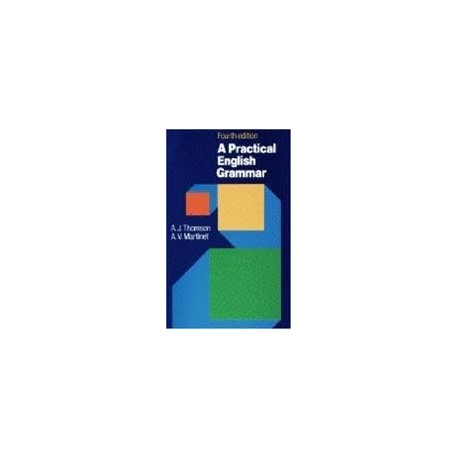 A Practical English Grammar Fourth Edition Oxford University Press 9780194313421