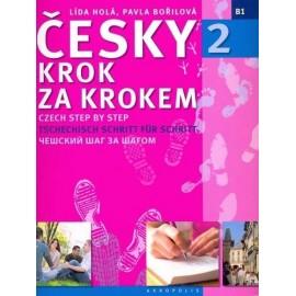 Česky krok za krokem 2 + Audio CDs