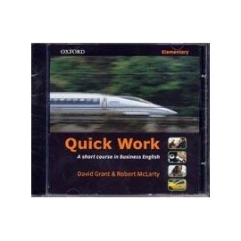 Quick Work Elementary Class Audio CD