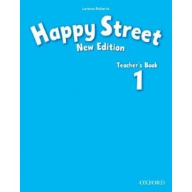 Happy Street New Edition 1 Teacher's Book