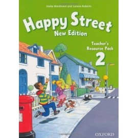 Happy Street New Edition 2 Teacher's Resource Pack