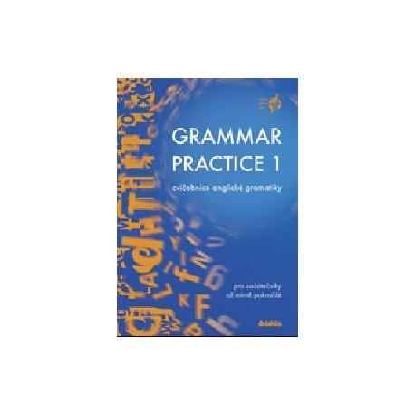 Grammar Practice 1 - cvičebnice anglické gramatiky Didaktis 9788086285405