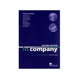 In Company Pre-Intermediate Second Edition Teacher's Book