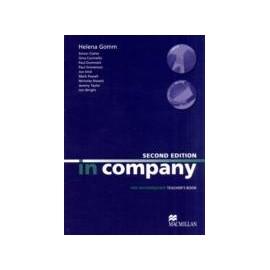 In Company Pre-Intermediate Second Edition Teacher's Book