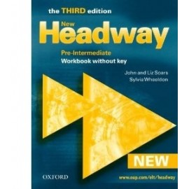 New Headway Pre-intermediate Third Edition Workbook - bez klíče