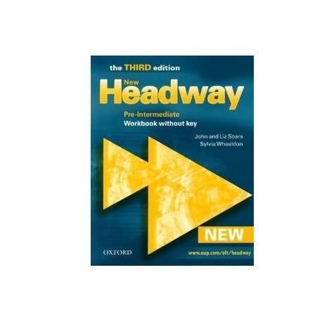 New Headway Pre-intermediate Third Edition Workbook - bez klíče Oxford University Press 9780194715874