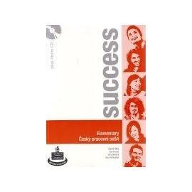 Success Elementary Český pracovní sešit + CD