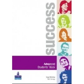 Success Advanced Student's Book + CD-ROM
