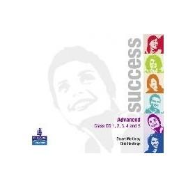 Success Advanced Class CDs