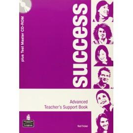 Success Advanced Teacher's Book + Test Master CD-ROM
