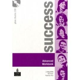 Success Advanced Workbook + CD
