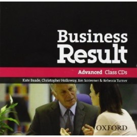 Business Result Advanced Class CDs